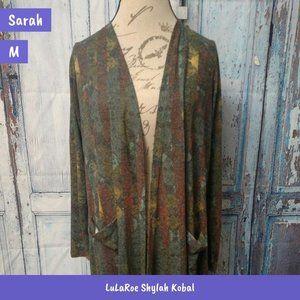 M LuLaRoe Sarah Cardigan